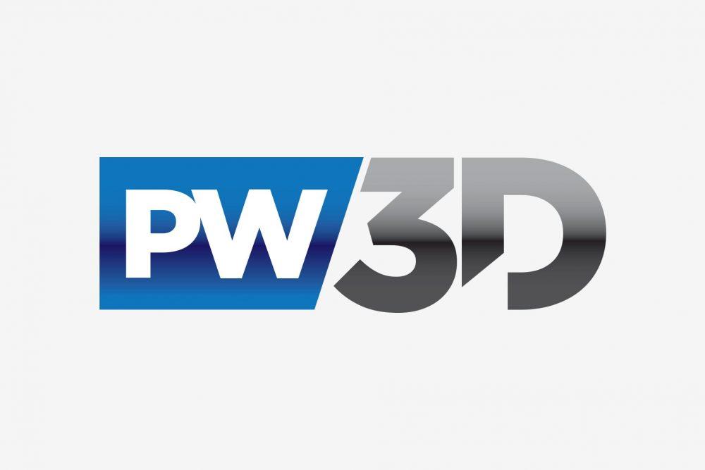 PW3D logo colour