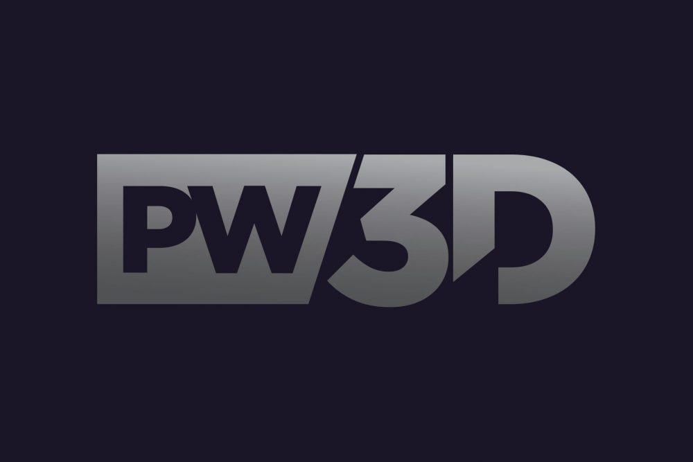 PW3D logo mono