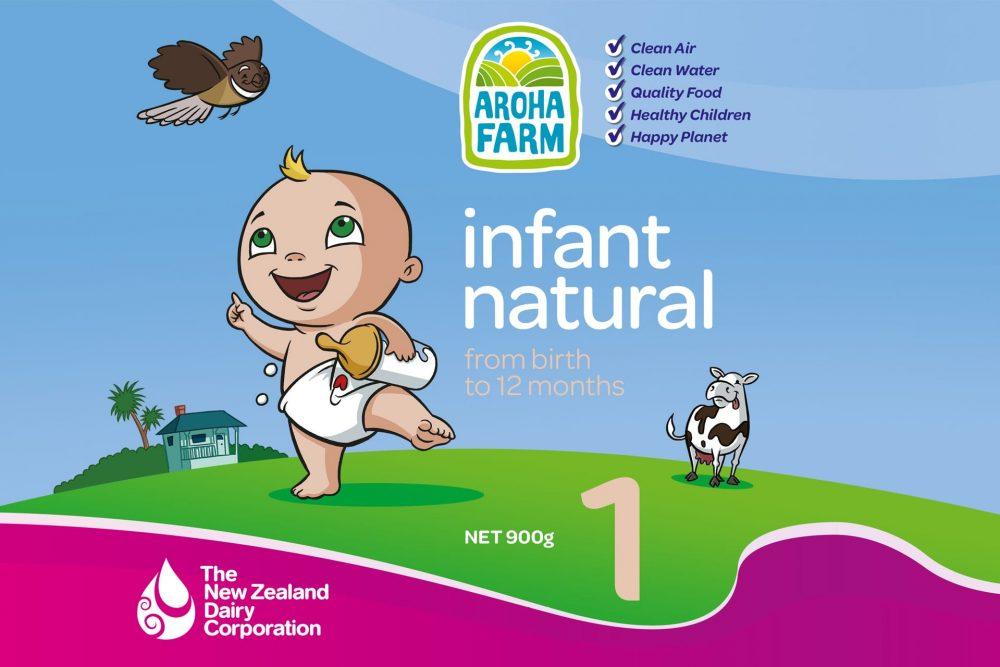 Arha Farm Infant Formula