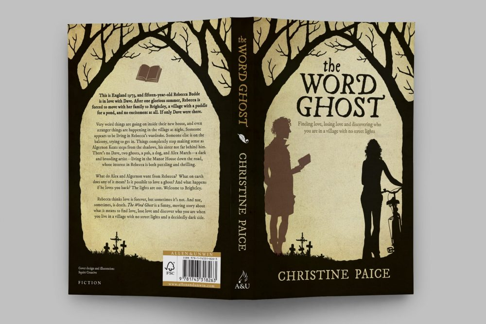 Word Ghost cover