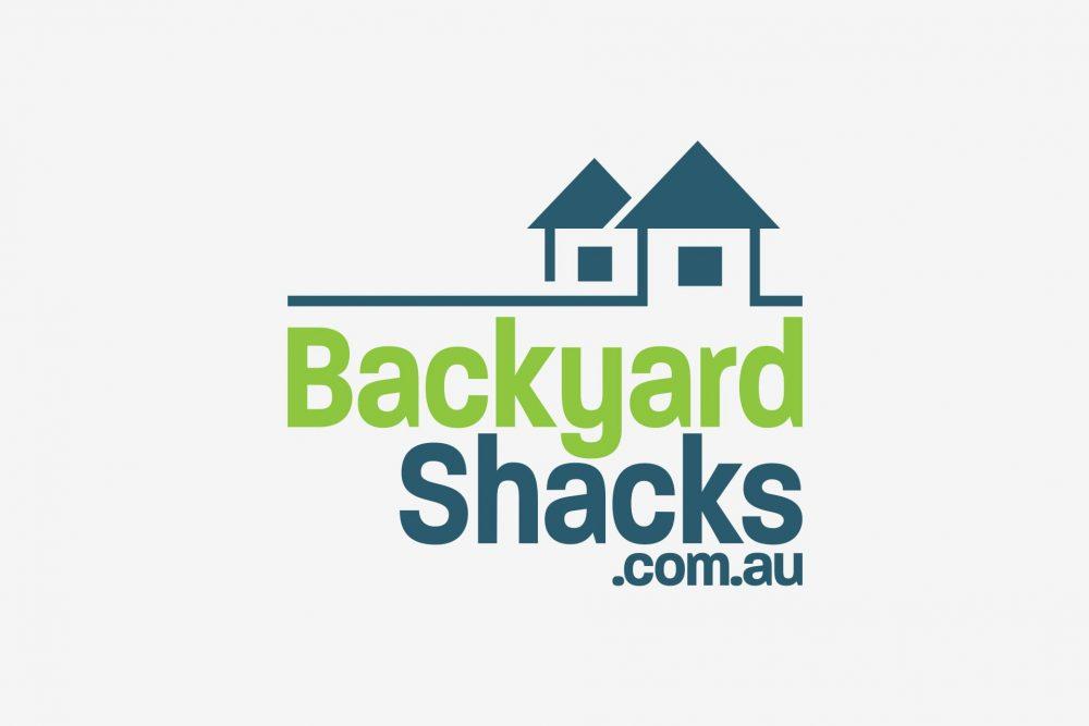 Backyard Shacks logo