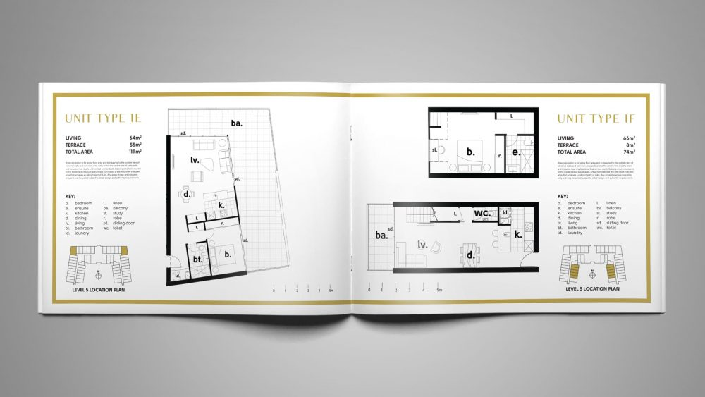 Malabar Book Floorplans