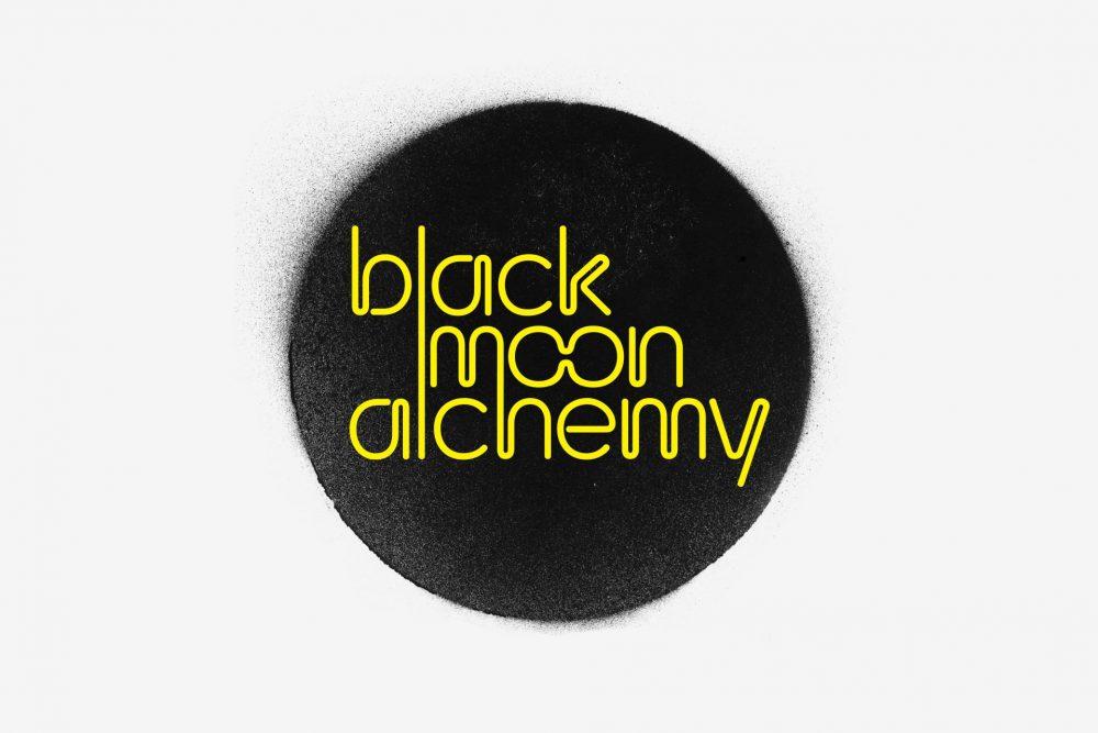 black moon alchemy logo