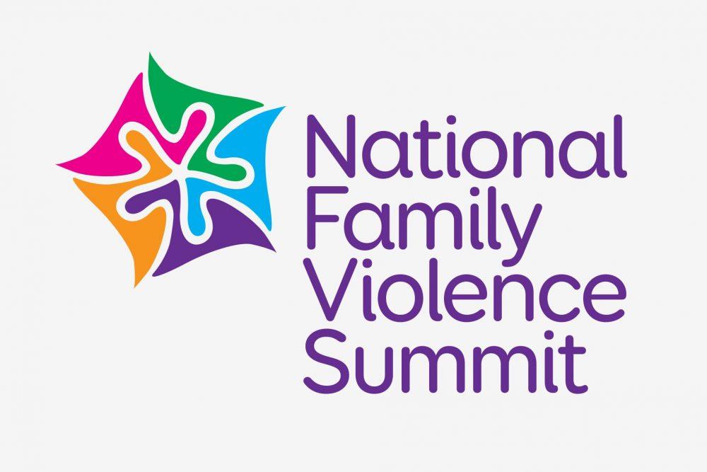 national family violence summit logo