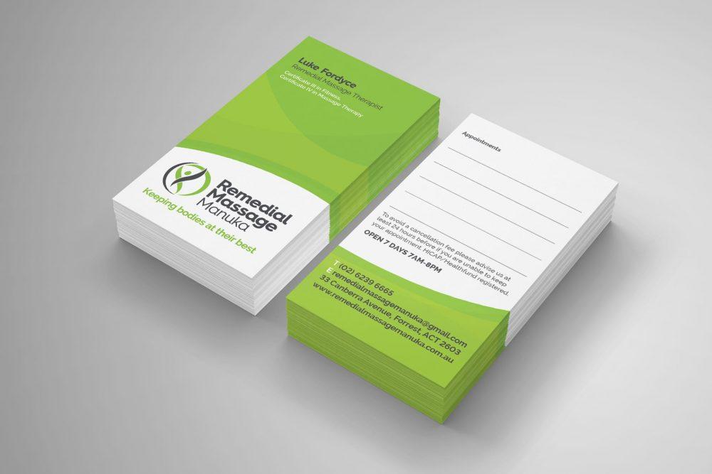 RMM business cards