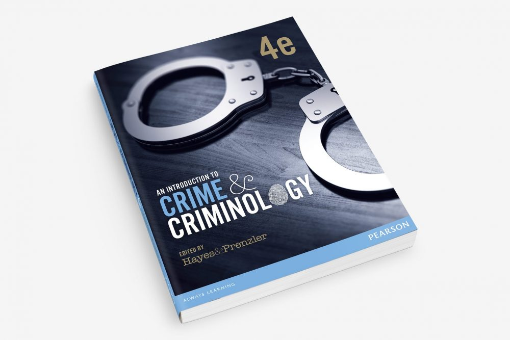 Criminology cover